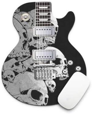 zfq Creative Alien Guitarra Mouse Pad Ordenador Notebook Teclado Mesa Almohadilla Personalidad Mat Nueva Alfombra De Moda 2 Piezas Vendidas Esqueleto: Amazon.es: Hogar
