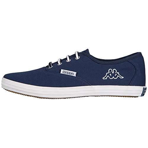 Kappa Holy 241445 - Zapatillas de tela unisex, color azul, talla 39