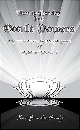 Occult Philosophy Reddit