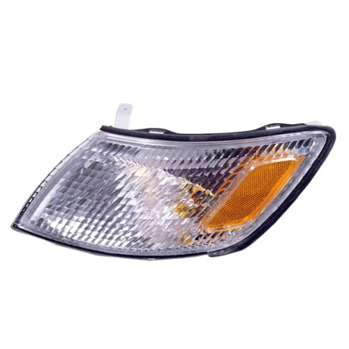 1997-1998-1999 Lexus ES300 ES-300 Corner Park Light Turn Signal Marker Lamp Left Driver Side (97 98 99) (Assembly Left Lamp Signal Driver)