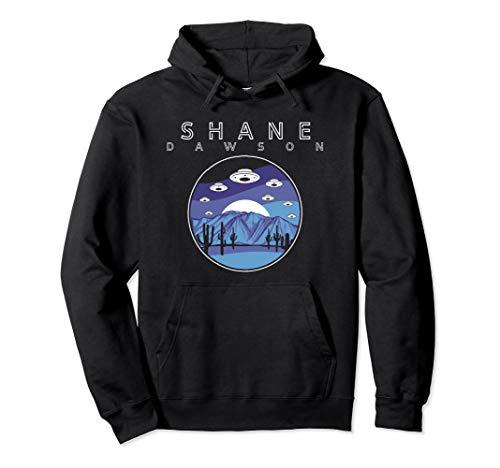 Shane Dawson Area 51 UFO Armada Hoodie