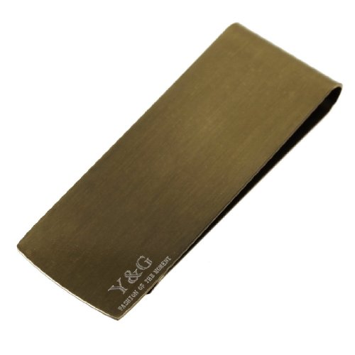 06. MC10160 Discount Money Clip For Men Available in Different Colors By Y&G