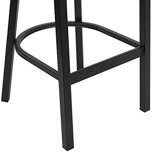 Coaster Home Furnishings Havana Retro Style Leather Sofa Club Chair Recliner, Brown