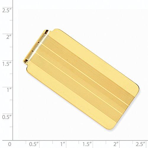 De 14 K Dinero Oro Clip Amarillo Rqqzx4Sg