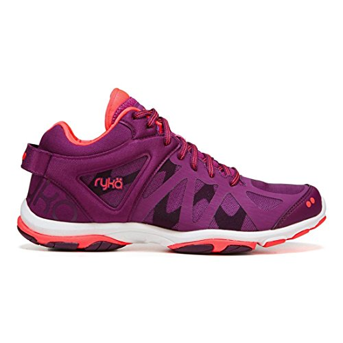 Ryka Womens Enhance 3 Training Shoe, Grape Juice, 8 B(M) US