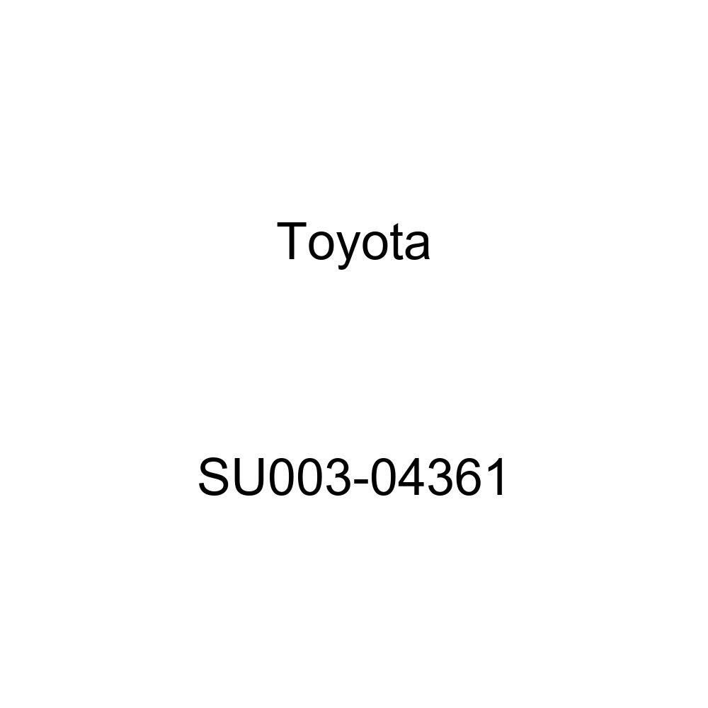 TOYOTA Genuine SU003-04361 Seat Cushion Shield