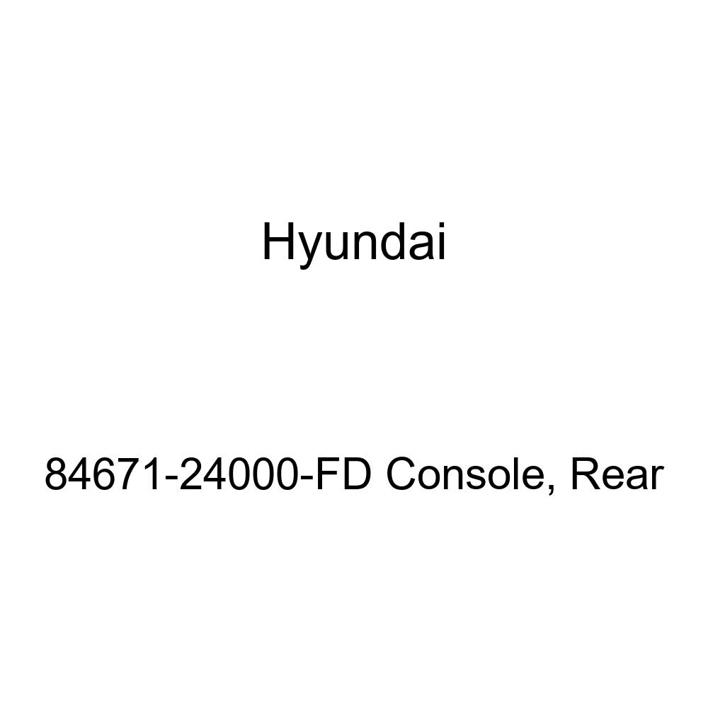 Genuine Hyundai 84671-24000-FD Console Rear