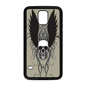 SamSung Galaxy S5 G9006V Skull Phone Back Case Use Your Own Photo Art Print Design Hard Shell Protection MN031014
