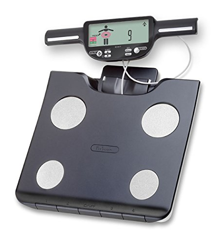Tanita Body Composition Analyzer - Tanita FitScan BC-601FS Segmental Body Composition Monitor with SD Card