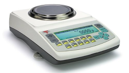 (Torbal AG200 Laboratory Scale, 200g x 0.001g (1mg Readability), Auto-Internal Calibration, USB, Large Graphical LCD Display, 12 Weighing Modes)