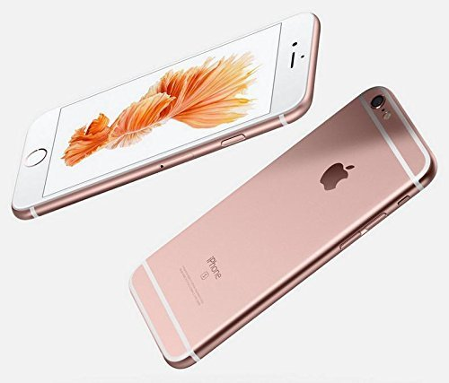 Apple iPhone 6S, GSM Unlocked, 32GB - Rose Gold (Renewed) by Apple (Image #1)