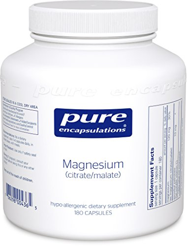 Pure Encapsulations Hypoallergenic Utilization Physiological