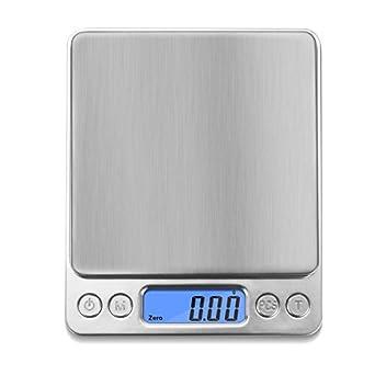 amazon com next shine digital kitchen scale 500 x 0 01 gram pocket