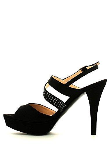 GRACE SHOES , Damen Pumps , Schwarz - schwarz - Größe: