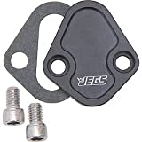 JEGS 50596 Fuel Pump Block-Off Plate