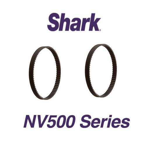 ((2) Shark Rotator Lift-Away NV500, NV501, NV502, NV503, NV505 Vacuum Belt)