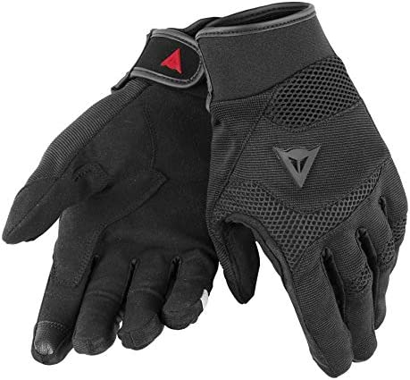 Dainese Handschuhe Desert Poon D1 Unisex Schwarz Schwarz Größe M Auto