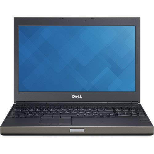 Dell Precision M4800 15.6in FHD Ultrapowerful Mobile Workstation Laptop PC, Intel Core i7-4810MQ, 16GB RAM, 500GB HDD, NVIDIA Quadro K2100M, Backlit Keyboard, Windows 7 Pro (Renewed)