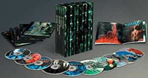 Ultimate Matrix collection [BR] [DVD]