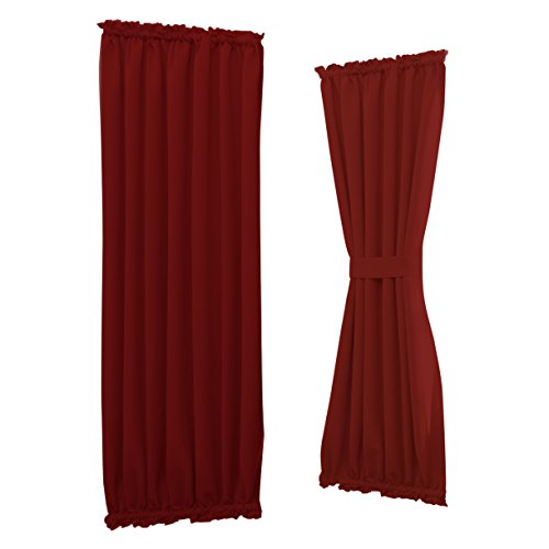 Aquazolax Blackout Thermal Curtains French