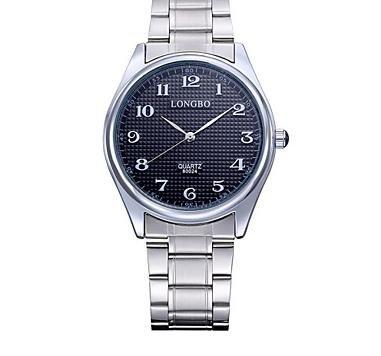 TISAN cuarzo del amante Longbo relojes 2015 mujeres de la moda del reloj& wen ver las