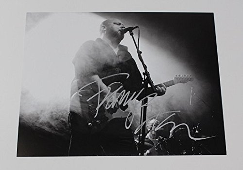 Pixies Surfer Rosa Black Francis Authentic Signed Autographed 8x10 Glossy Photo Loa