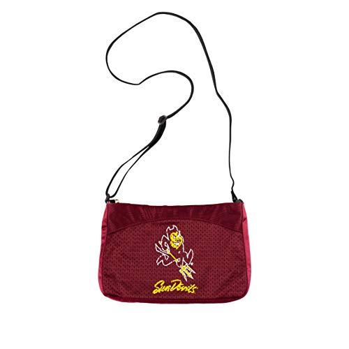 - NCAA Arizona State Sun Devils Jersey Mini Purse
