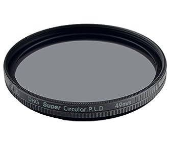 Marumi DHG Super Filtre polarisant circulaire 49 mm (Import Royaume Uni)