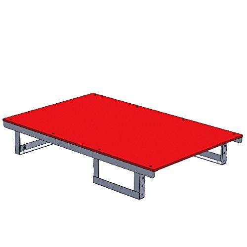 ジェフコム:バンキャビネット(テーブル) SCT-T04 B06Y5G6VGB