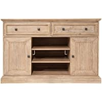 Hudson Small Sideboard, Stone Wash