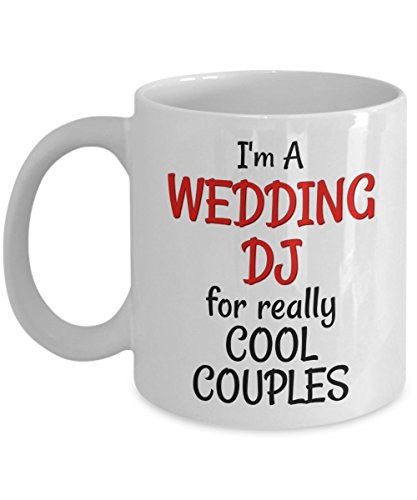 Wedding DJ Mug Gift- Thank You Gifts for Best DJ Ever