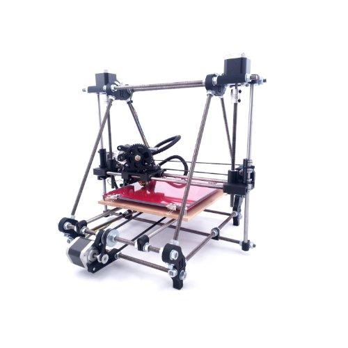 3D プリンター RepRap Prusa Mendel Iteration 2 コンプリート 3D プリンター キット[並行輸入]