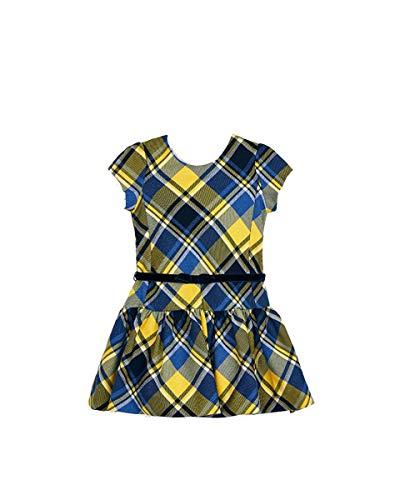 Mayoral Geruite jurk voor meisjes.