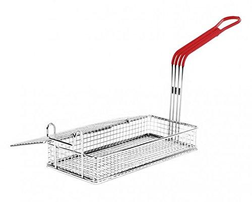 Pronto Stainless Steel Turnover/Burrito Basket - Mesh