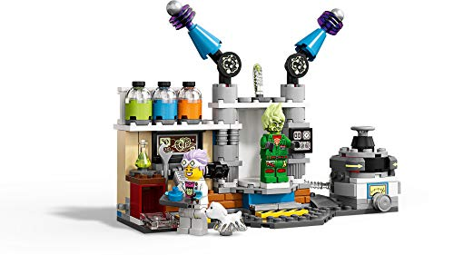 41dQ0 i0u6L - LEGO Hidden Side J.B.'s Ghost Lab 70418 Building