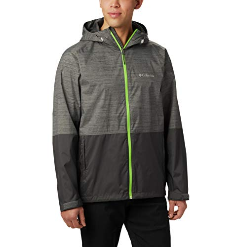 Columbia mens Roan Mountain Rain Jacket