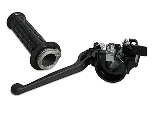 S51 SR50 Kleinteile S50 Gasgriff mit Armatur mit Aufnahme f/ür Bremslichttaster S70