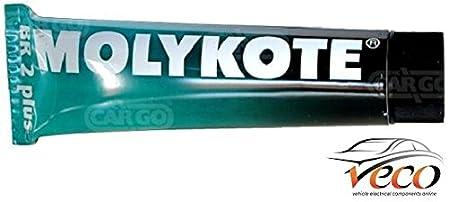 Universal Heavy Duty MOLYKOTE BR2 + Kugellager Fett Haftschmierstoff 200746
