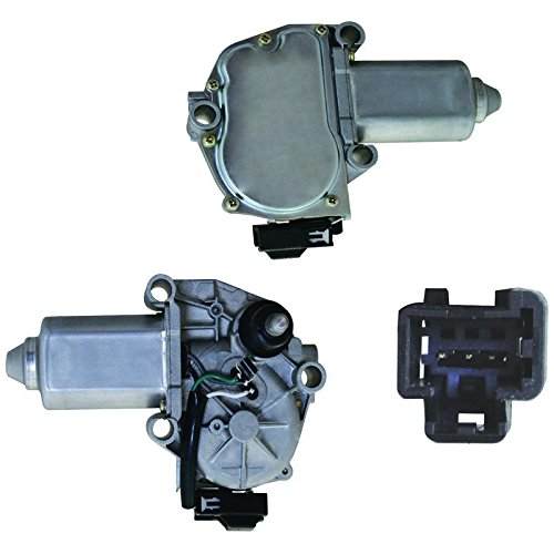 Parts Player New Windshield Wiper Motor Fits Chrysler/Dodge Caravan/Grand Caravan 2001-2003