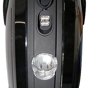 Kingsong KS-18L 1036 Wh Gyroroue électrique Adulte Unisexe, Noir, 18″