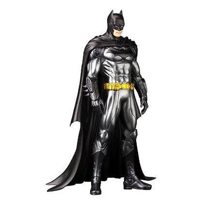 Amazon.com: Kotobukiya DC Comics Justice League Batman New 52 ArtFX+ ...