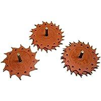 Tercoo Perago Rotierender Strahler   Dreier   Entfernen von Eisen, Stahl oder Metall