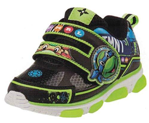 (Nickelodeon Teenage Mutant Ninja Turtles Lighted Toddler/Little Kid (12 M US Little Kid))