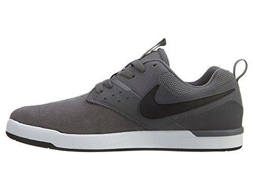 Nike Sb Eyecciones De Zoom Para Hombre Entrenadores 749752 Zapatillas De Deporte Gris Oscuro / Blanco-negro Barato Venta Classic La mejor venta al por mayor en línea 100% autentico kieEEY