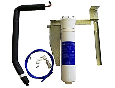 Oasis 033926-004 Biodegradable Green Filter for Water Purification with Quarter Turn EZ System
