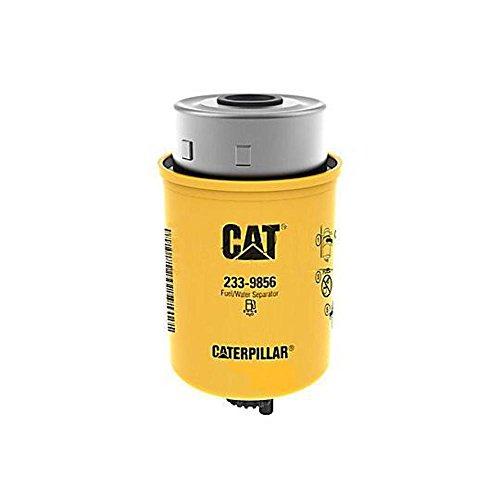 (Caterpillar 2339856 233-9856 FUEL WATER SEPARATOR Advanced High Efficiency)