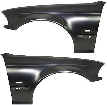 New Front RH Side Fender Fits BMW 320i 325i 325xi 330i 330xi 323i 328i BM1241122