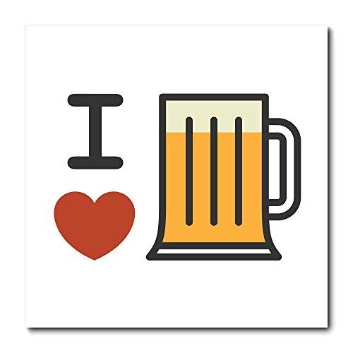 Placa Decorativa - Beer - Cerveja - 2046plmk