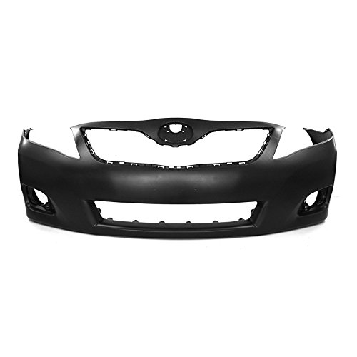 - MBI AUTO - Painted to Match, Front Bumper Cover Fascia for 2010 2011 Toyota Camry USA Built LE XLE 10 11, TO1000356