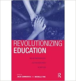 Book [(Revolutionizing Education: Youth Participatory Action Research in Motion)] [Author: Julio Cammarota] published on (March, 2008)